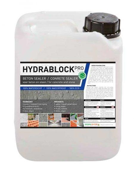 Hydrablock Pro - concrete sealer